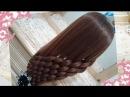 Peinados recogidos faciles para cabello largo bonitos y rapidos con trenzas para niña para fiestas88