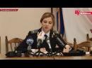Новый прокурор Крыма Наталья Поклонская