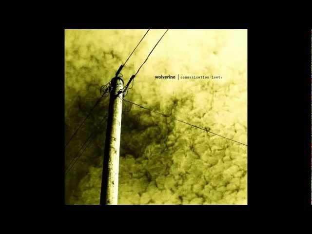 Wolverine Communication Lost FULL ALBUM dark melancholic progressive rock metal