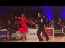 World Open Latin Final Solo Samba Konstantin Gorodilov - Dominika Bergmannova