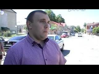 Громадський активіст Андрій Яворський 'Дорожній контроль'