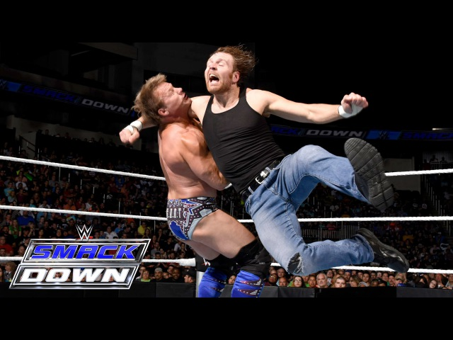 Dean Ambrose vs. Chris Jericho: SmackDown, June 9, 2016