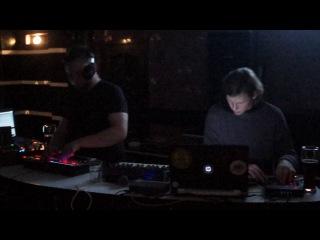 Gran+ & Garry Gagarryn live (cut) Dj Bar Mezzanin 20.01.17