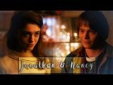 Jonathan &amp Nancy Stranger Things  More
