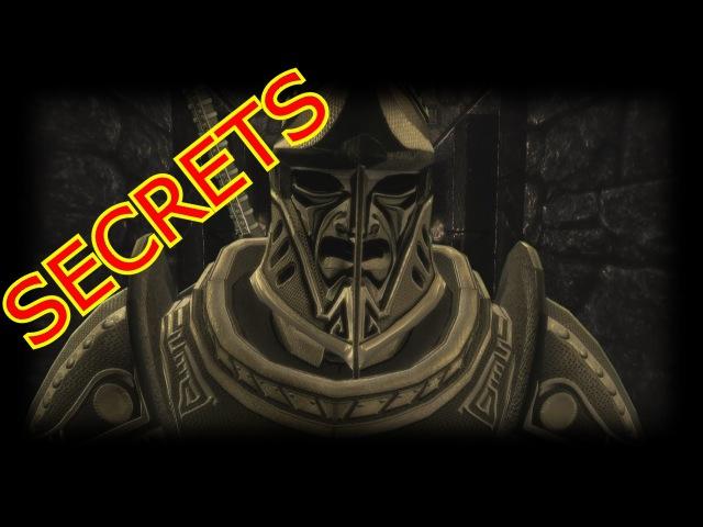 Skyrim Lore: Dwemer Secrets!