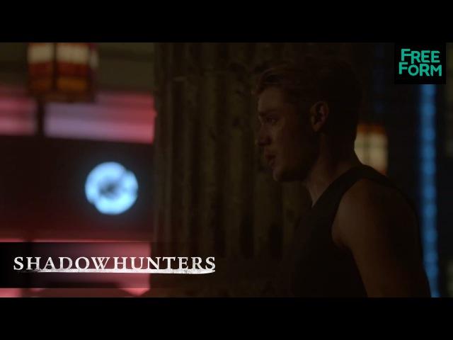 Skylar Grey - Straight Shooter Music | Shadowhunters Season 2, Episode 5 | Freeform