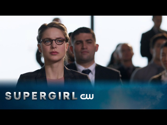 Supergirl   Luthors Scene   The CW
