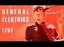 General Elektriks - Raid The Radio / Whisper To Me - Live (La Belle Électrique)