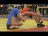 Ringen int. Brandenburg-Cup 2017 Kadetten (Freistil) - 63kg 1/8 Finale