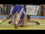 Ringen int. Brandenburg-Cup 2017 Kadetten (Freistil) - 58kg 1/4 Finale