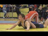 Ringen int. Brandenburg-Cup 2017 Kadetten (Freistil) - 58kg 1/8 Finale