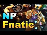 Team NP vs Fnatic - Elimination Match! - ESL One Genting Dota 2