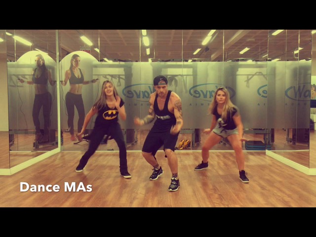 My Songs know What You Did In The Dark (Light Em Up) - Fall Out Boy - Marlon Alves Dance MAs