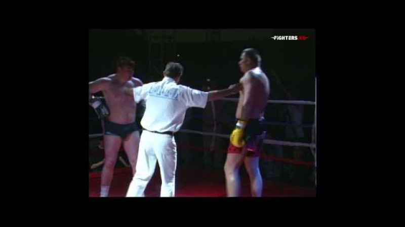 Эдуард Вознознович /Беларуссия/ vs Вечяслав Дацик /Россия/