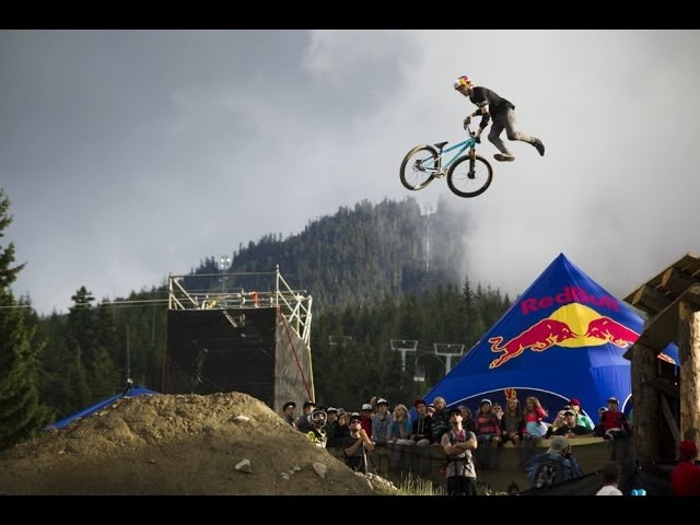 Drop in with MTB slopestyle rider Thomas Genon