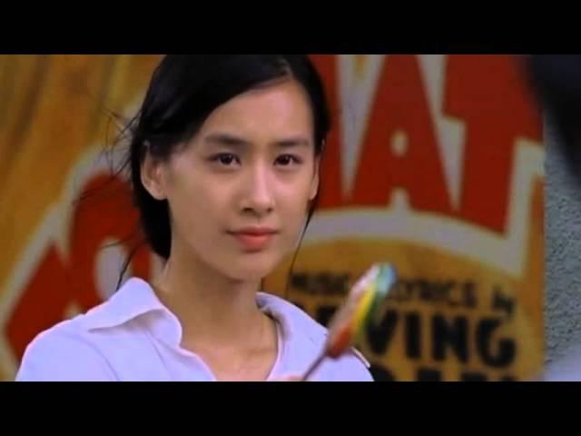 黃聖依 - 只要為你活一天 (功夫 movie MV) Убойный футбол саундтрек