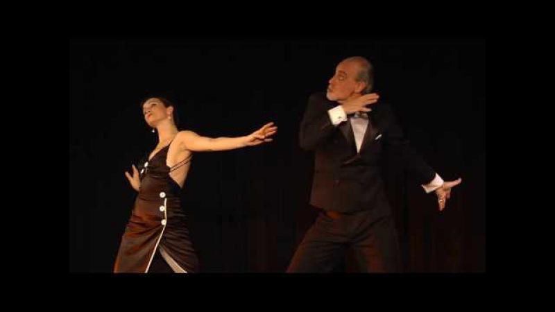 Los Guardiola en el Teatro Maipo Kabaret, parte 5: Así se baila el Tango