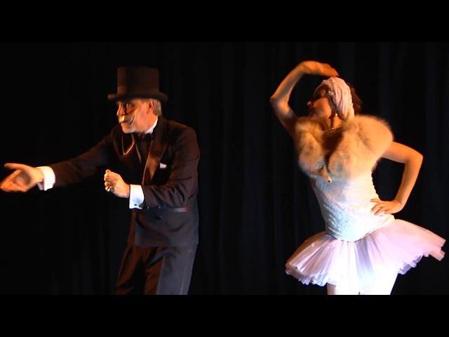Los Guardiola en el Teatro Maipo Kabaret, parte 4: Noches de Colón