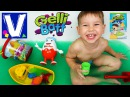 ► Желейная Ванна Джелли Бафф Kid in Gelli Baff Bath