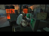 Half-Life 2 at E3 2003: Kleiners Lab