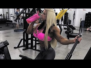 Collection Muscle women  FBB  Female Bodybuilding  Girl Muscles  Strong women