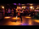 Kadu Pires Larissa Thayane Brazilian Zouk Dance Demo, 3rd London Zoukfest After Party, March 2015