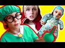 BAD BABY МАША и МАЛЫШ ОТРАВИЛСЯ сильно ПЛАЧЕТ Доктор ставит КЛИЗМУ Маша из мультик МАША И МЕДВЕДЬ