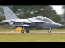 Alenia Aermacchi - M-346 Master Advanced Trainer/Light Attack Aircraft Flight Demo [720p]