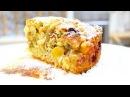 Яблочный Пирог с Овсянкой Apple Oatmeal Pie