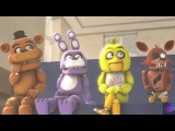 [FNAF SFM] School Of Animatronics