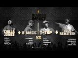 CHILLA JONES B MAGIC vs T TOP BRIZZ RAWSTEEN SMACK URL