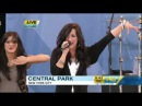 Demi Lovato - Cant Back Down Live On Good Morning America - Camp Rock 2 HD