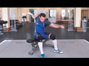 Вращения корпуса стоя / сидя: техника и нюансы