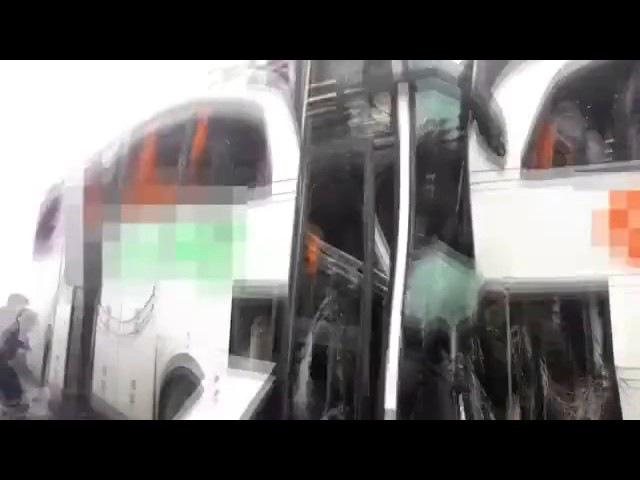 Iğdırda İki Otobüs Çarpıştı 6 Ölü, 20 Yaralı