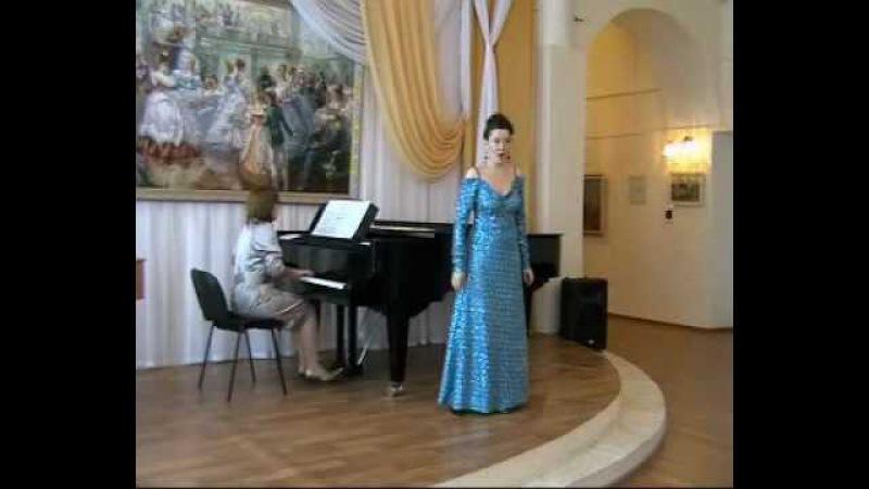 Anna Kiryuta,Brahms, Heimkehr