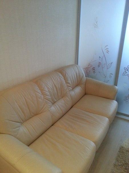 #ДляДомаИДачи@bankakomi Продаю диван 'Мелани' натуральная кожа, ширин