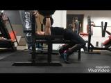 Юлия Костурова - жим лежа узким хватом 95 кг х 8 повторов