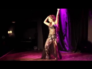 Angelica Jordan - Belly Dance in NYC - Baladi Taksim 1116