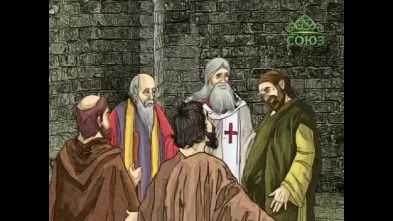 Прп Никита исп игумен обители Мидикийской 824 Мульткалендарь 16 апреля