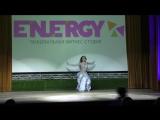 Танец живота, показательное выступление преподавателя - Алевтина Борисковская