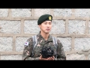 Демобилизация Юнхо 20 апреля 2017