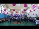 Прощальный школьный вальс. Выпуск 2016, школа №10.