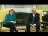 К сожалению, нет рукопожатия для женщины, которая разрушила Германию.