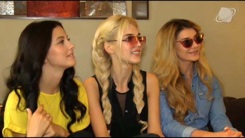 Интервью группы ВИА Гра порталу Limon.ee (08.07.2016)