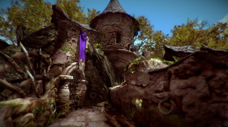 Ghost of a Tale (2016) PC - Скриншот 3