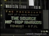 The 1st Annual Source Hip-Hop Music Awards 1994 (The Paramount, Madison Square Garden) April 25, 1994 - Video Explosion