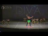 Детские танцы 3-5 лет, хореограф Ольга Ощепкова от DIVA Studio