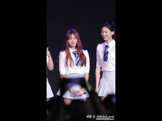 160716 아이오아이(IOI)_김소혜 생일축하 [한국지역난방공사와 함께하는 파크콘서트] 직캠 by 시골주민