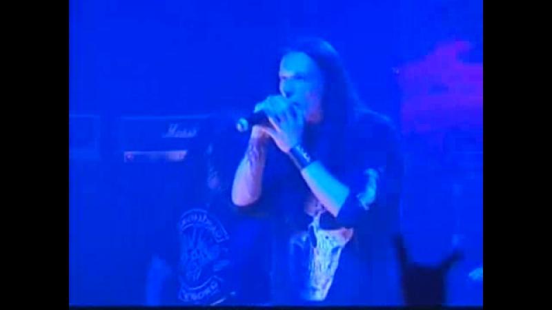 Force Of Evil (King Diamond, Mercyful Fate) -Evil Comes.... Alive(Live in Stockholm 29/11/2003) 2004