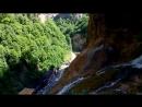 Чегемские водопады. Республика Кабардино-Балкария
